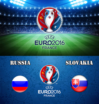 Uefa Euro 2016 Group B Russia Vs Slovakia