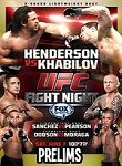 Ufc Fight Night 42 Prelims