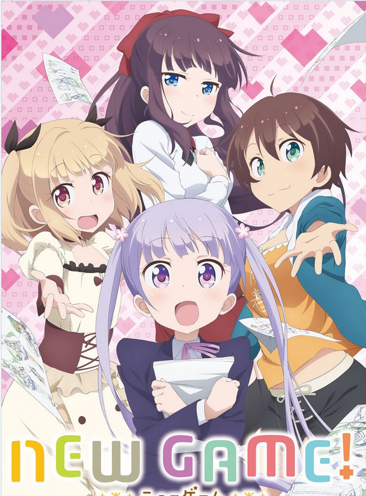 New Game! 2 (sub)