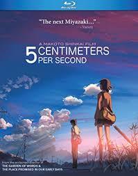 5 Centimeters Per Second (dub)