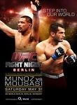 Ufc Fight Night 41: Munoz Vs. Mousasi