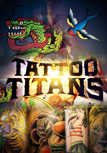 Tattoo Titans: Season 1