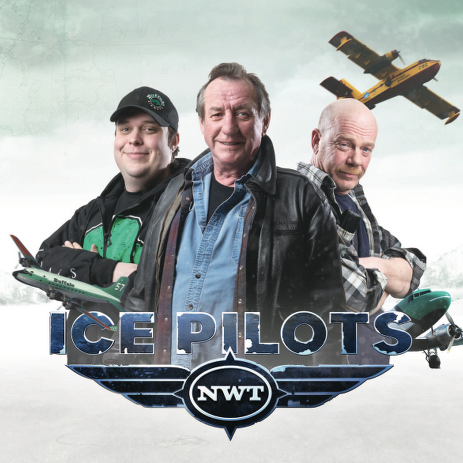 Ice Pilots Nwt: Season 5