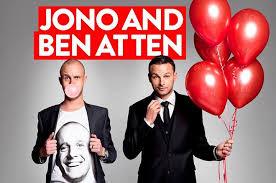 Jono And Ben At Ten: Season 1