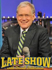 Late Show With David Letterman: Season 2014