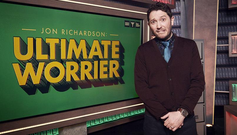 Jon Richardson: Ultimate Worrier: Season 1