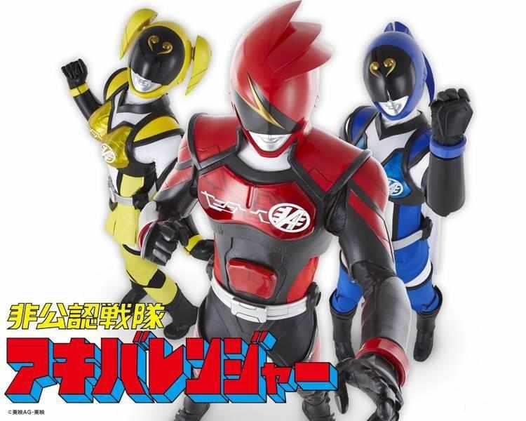 Unofficial Sentai Akibaranger
