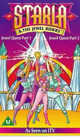 Princess Gwenevere And The Jewel Riders: Season 1