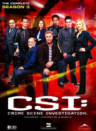 Csi: Crime Scene Investigation: Season 3