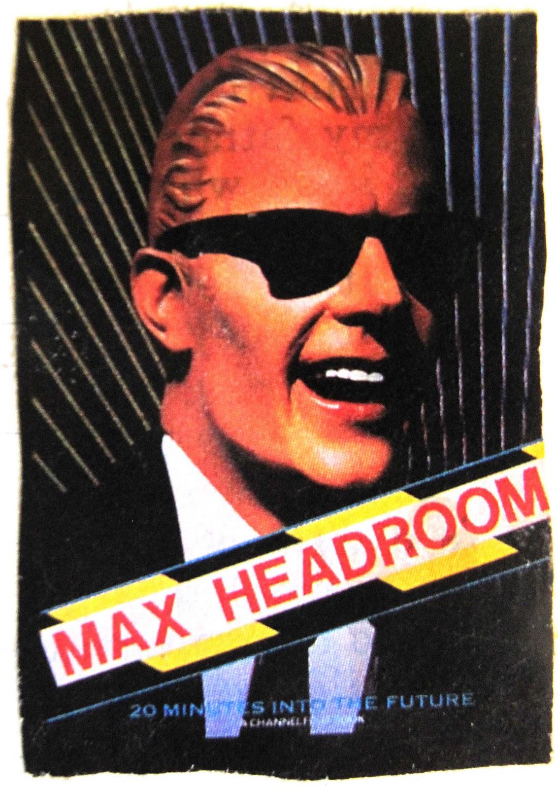 Max Headroom: Season 1