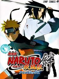 Naruto: Shippuuden Movie 2 - Kizuna (dub)
