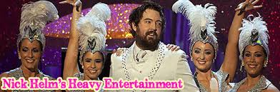 Nick Helm's Heavy Entertainment: Season 1