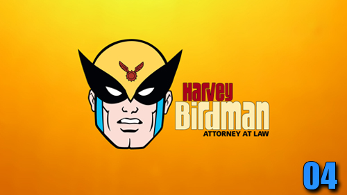 Harvey Birdman, Attorney At Law: Season 4