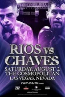 Brandon Rios Vs Diego Gabriel Chaves