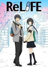 Relife Final Arc (dub)