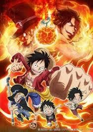 One Piece: Episode Of Sabo - 3 Kyoudai No Kizuna Kiseki No Saikai To Uketsugareru Ishi (dub)