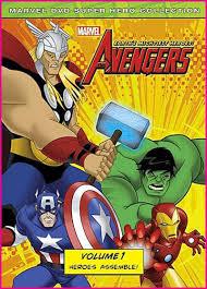 The Avengers: Earth's Mightiest Heroes: Season 1