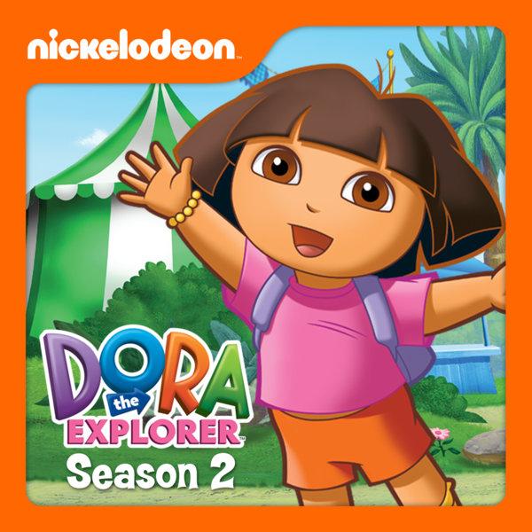 Dora The Explorer: Season 2