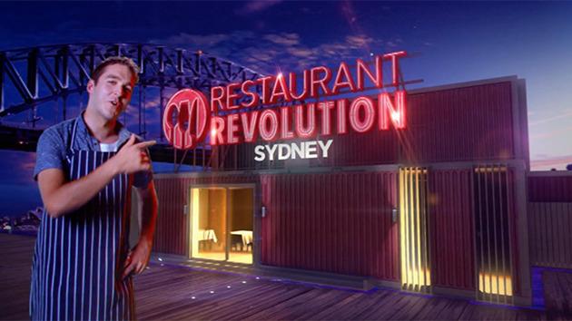Restaurant Revolution (au): Season 1