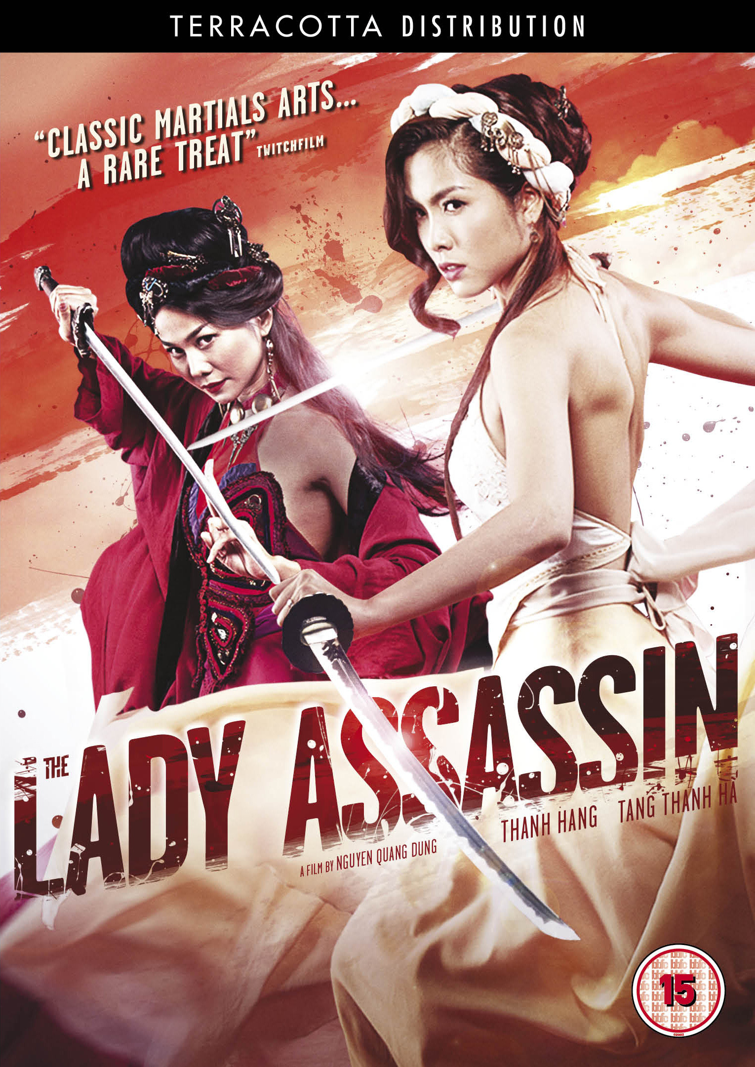 The Lady Assassin 2013