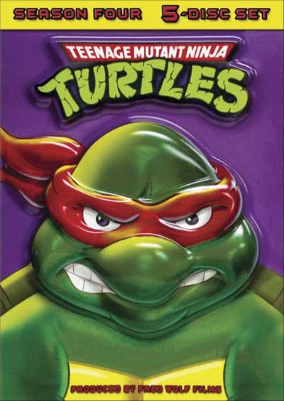Teenage Mutant Ninja Turtles: Season 4