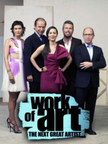 Work Of Art: The Next Great Artist: Season 1