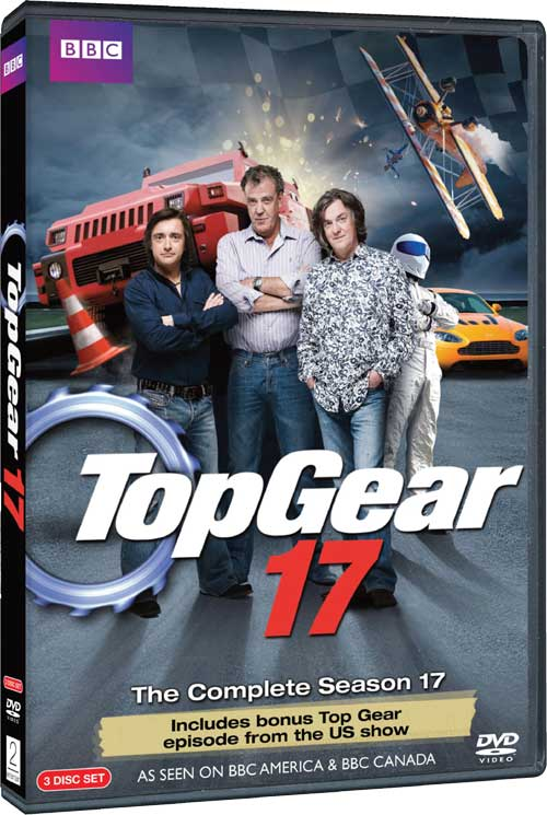 Top Gear: Season 17