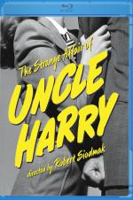 The Strange Affair Of Uncle Harry