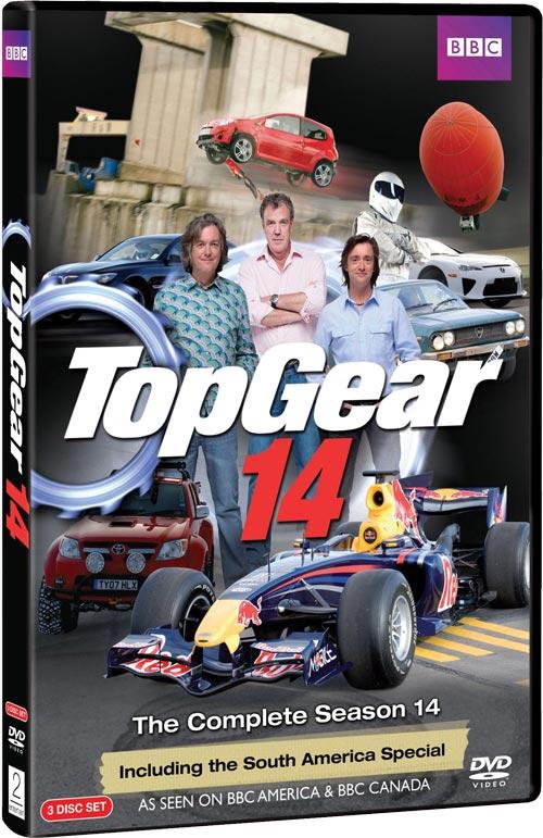 Top Gear: Season 14