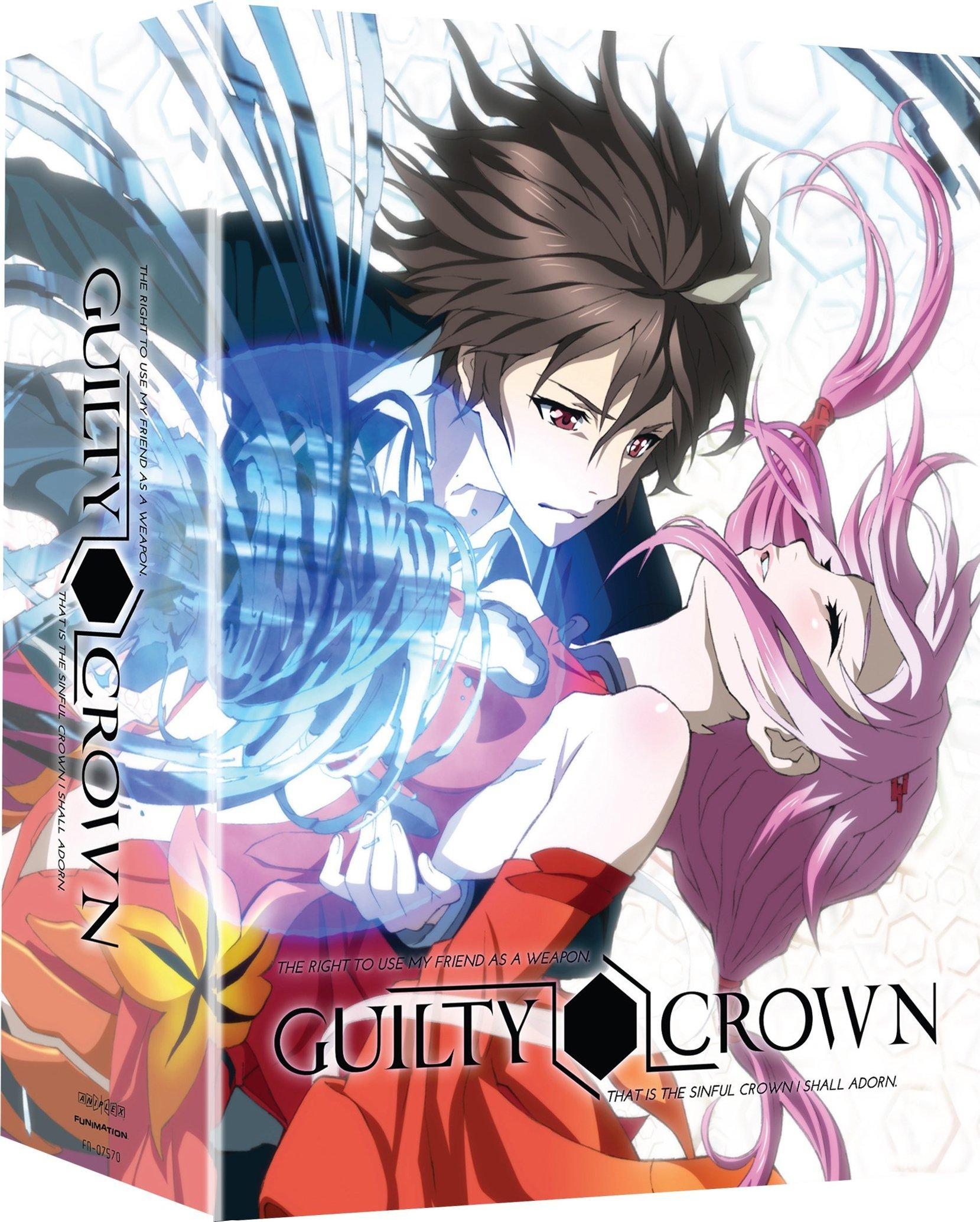 Guilty Crown: Season 1