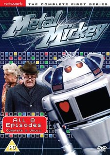 Metal Mickey: Season 1
