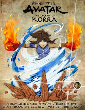 Avatar: The Legend Of Korra Book 4: Balance