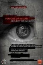 Persons Of Interest: Season 1