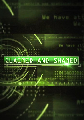 Claimed And Shamed: Season 5