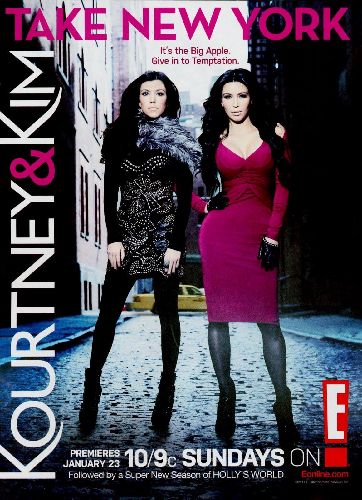 Kourtney & Kim Take New York: Season 2