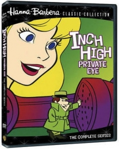 Inch High, Private Eye