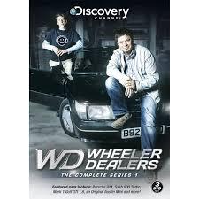 Wheeler Dealers: Season 1