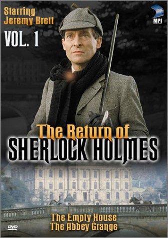 The Return Of Sherlock Holmes: Season 1