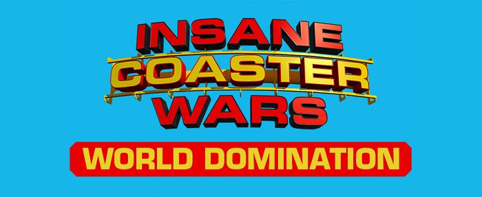 Insane Coaster Wars: Season 3