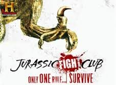 Jurassic Fight Club: Season 1