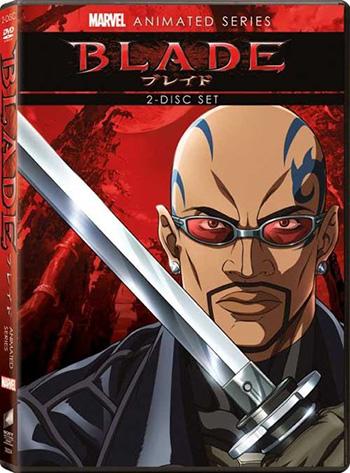 Blade Anime: Season 1
