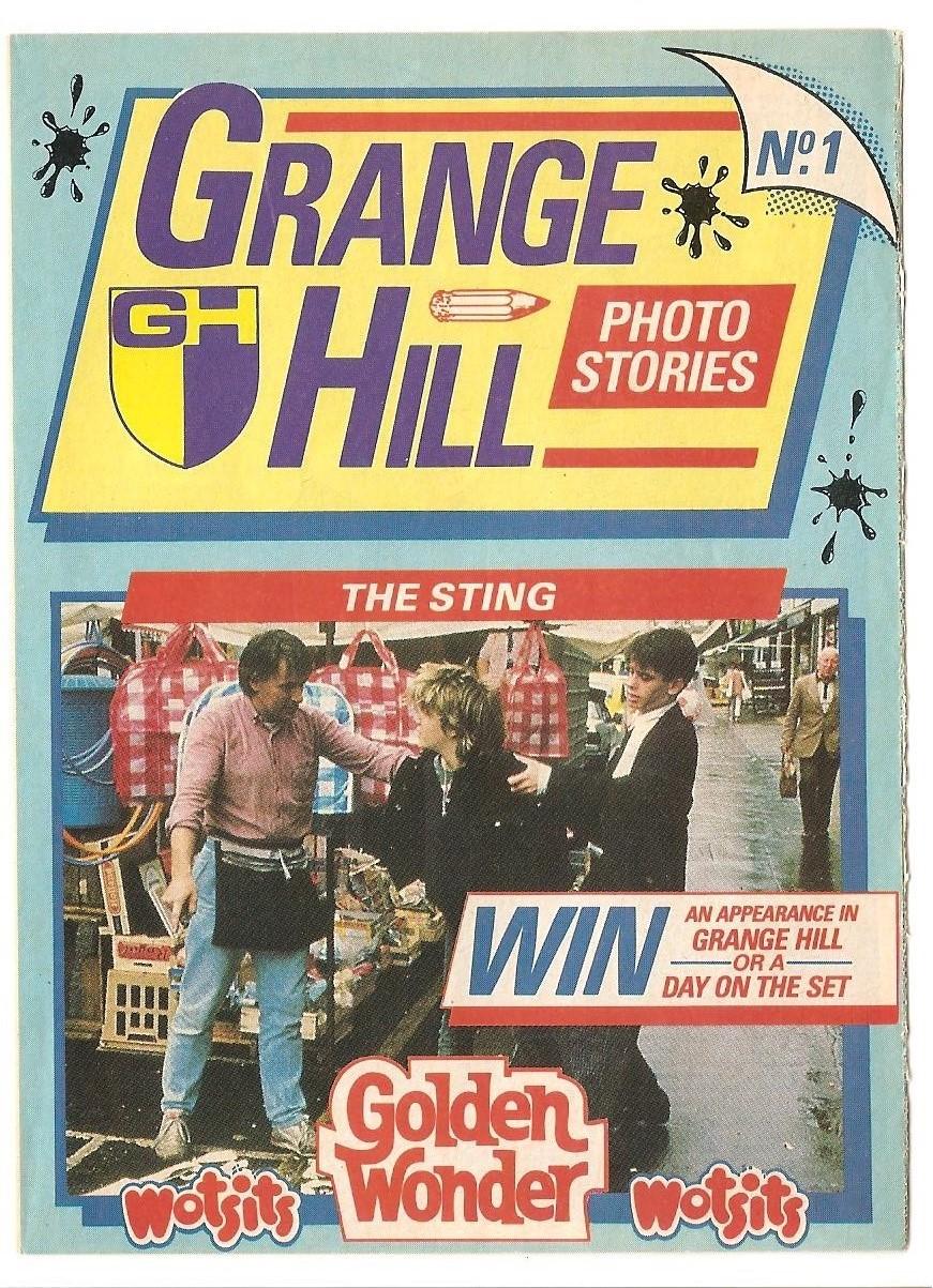 Grange Hill: Season 3